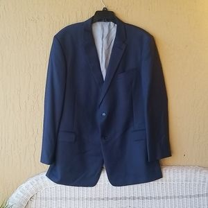 Tommy Hilfiger blue mens suit